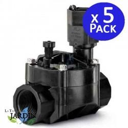 "Solenoid valve 100HV 1 ""24V Rain Bird. 5 units"