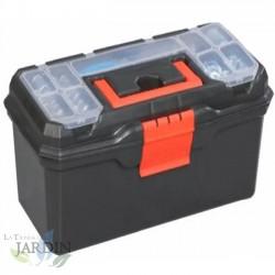 Caja de herramientas de plástico 32x15x14 cm