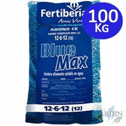 Blue Max Complex Fertilizer Fertilizer 16-6-12, 100 Kg