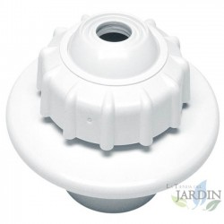Pool jet nozzle for gluing, 88x24