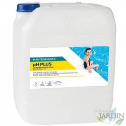 Incrementador Ph liquido piscinas. 25 litros