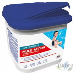 Chlorine multiaction tablets 250 grams, size to choose