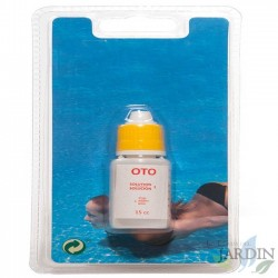 Oto 15 cm3 reactive replacement for swimming pools