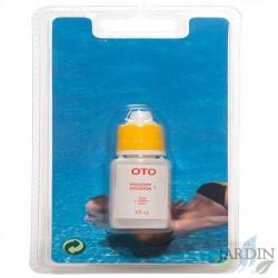 Recambio reactivo Oto 15 cm3 para piscinas