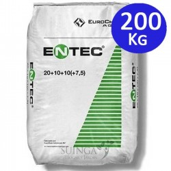 Abono Entec Especial Olivos 20+10+10 con tecnología de la Nitrificación 200 Kg Nitrofoska