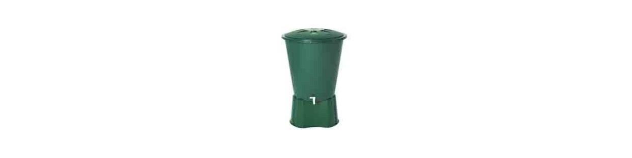 Water tank made of polyethylene for rainwater