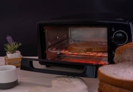 How to use an electric oven