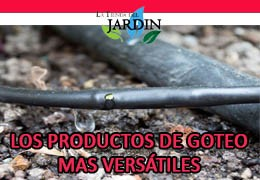 The most widely used drip irrigation products