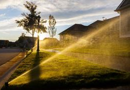 10 most recommended types of irrigation sprinklers